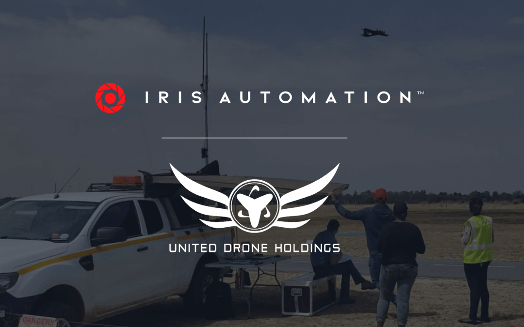Iris Automation Announces First Beyond-Visual-Line-of-Sight (BVLOS) Drone Waiver in South Africa
